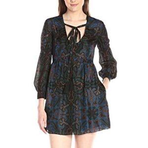 Rachel Zoe Chariot Blue Dress